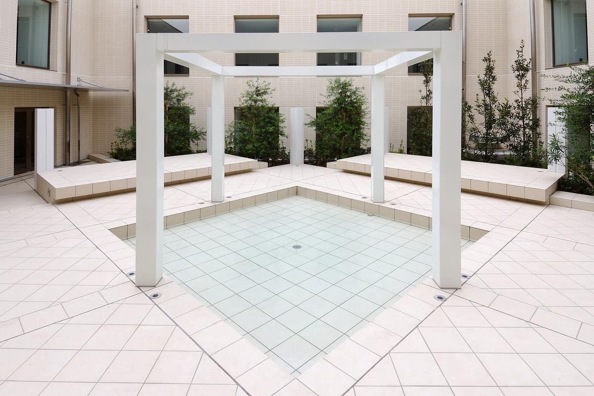 オーシャン棟29階空中庭園