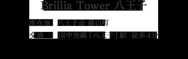 東京都八王子市横山町・「八王子」駅 徒歩4分