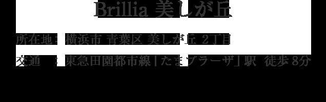 神奈川県横浜市青葉区美しが丘2丁目・「たまプラーザ」駅 徒歩8分