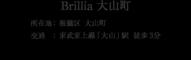 東京都板橋区大山町・「大山」駅 徒歩3分