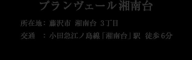神奈川県藤沢市湘南台3丁目・「湘南台」駅 徒歩6分