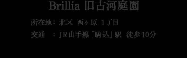 東京都北区西ケ原1丁目・「上中里」駅 徒歩6分
